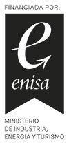 Financiada por Enisa, Ministerio de Industria, Energía y Turismo