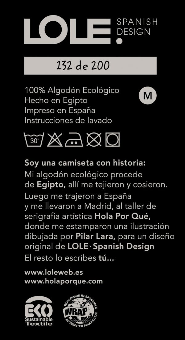 Camiseta planeta Madrid